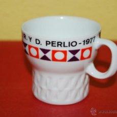 Antigüedades: TAZA DE CAFÉ - CASTRO SARGADELOS. Lote 45229467