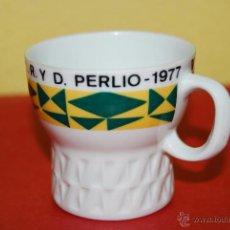 Antigüedades: TAZA DE CAFÉ - CASTRO SARGADELOS. Lote 45229539