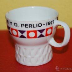 Antigüedades: TAZA DE CAFÉ - CASTRO SARGADELOS. Lote 45229630
