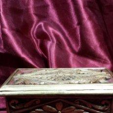 Antigüedades: CAJA DE MADERA. Lote 45231744