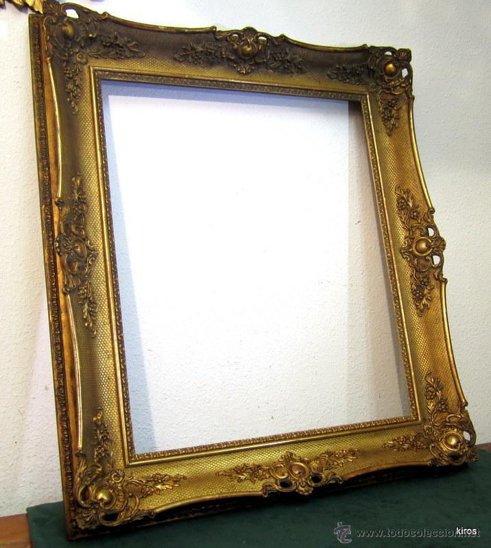 magnifico marco para pintura de calidad - Comprar Marcos Antiguos de ...