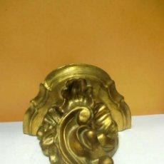 Antigüedades: PEANA ANTIGUA, DE MADERA. Lote 45256107