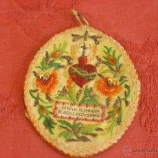 Antigüedades: ESCAPULARIO ANTIGUO. Lote 46316613
