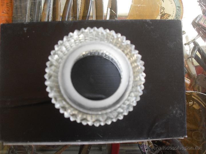Antigüedades: aplique de cristal tallado - Foto 4 - 45291489