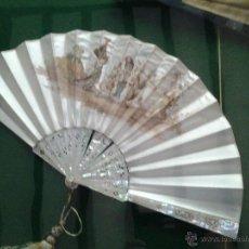 Antigüedades: ABANICO ABANICO S XIX - 47 X 25. Lote 45298757