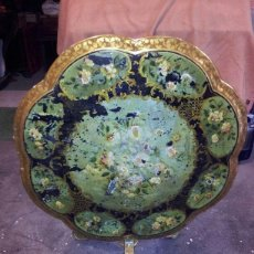 Antigüedades: VELADOR ANTIGUO. Lote 45368302