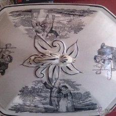 Antigüedades: SOPERA ROMANTICA DE CARTAGENA XIX.. Lote 45396013