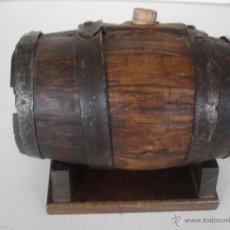 Antigüedades: TONELITO MADERA ROBLE. Lote 45397062
