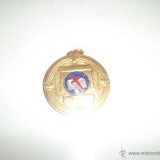 Antigüedades - medalla esmaltada antigua - 45404158