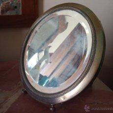 Antigüedades: ANTIGUO ESPEJO DE TOCADOR.. Lote 45435069