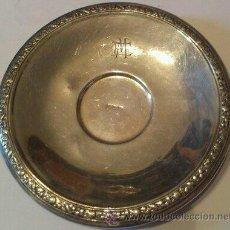 Antigüedades: DECORACIÓN - PLATO - DIÁMETRO 126 MM - MBC. Lote 45455357