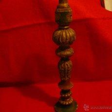 Antigüedades: ANTIGUO REMATE PERTENECIENTE A RETABLO DE IGLESIA.. Lote 45457403