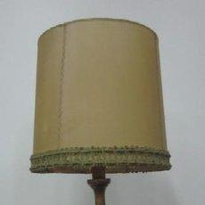 Antigüedades: ANTIGUA LAMPARA DE SOBREMESA. Lote 135875921