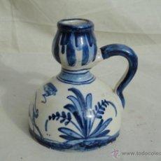 Antigüedades: ESPELMATORIA DE CERÁMICA ALFAR DEL RIO.. Lote 45494777