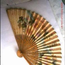 Antigüedades: ABANICO FINALES SIGLO XIX. Lote 27290923