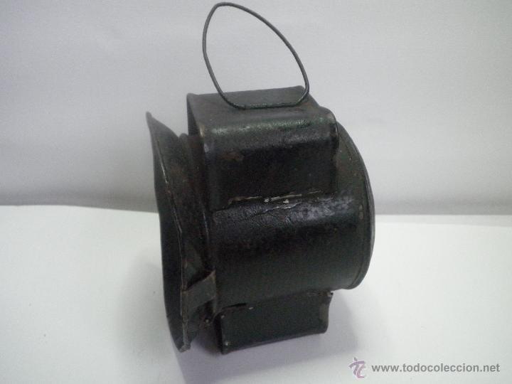 Antigüedades: ANTIGUO FAROL PEQUEÑO - Foto 2 - 45517137
