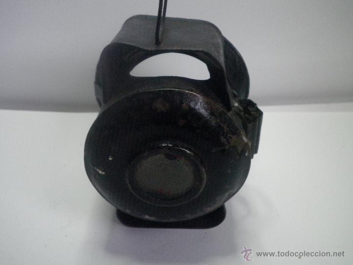 Antigüedades: ANTIGUO FAROL PEQUEÑO - Foto 4 - 45517137