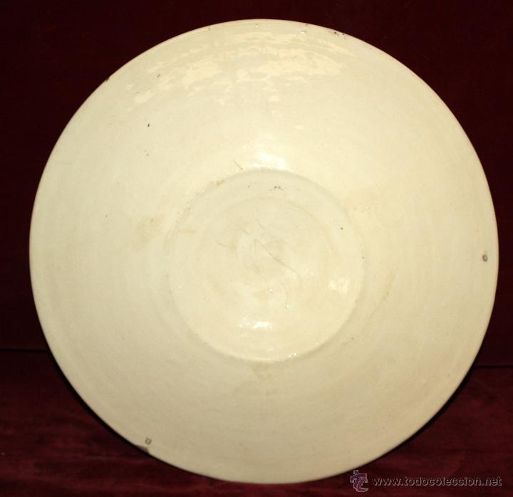 Antigüedades: PLATO DE TALAVERA O TOLEDO ?? DEL SIGLO XIX - Foto 5 - 45523977