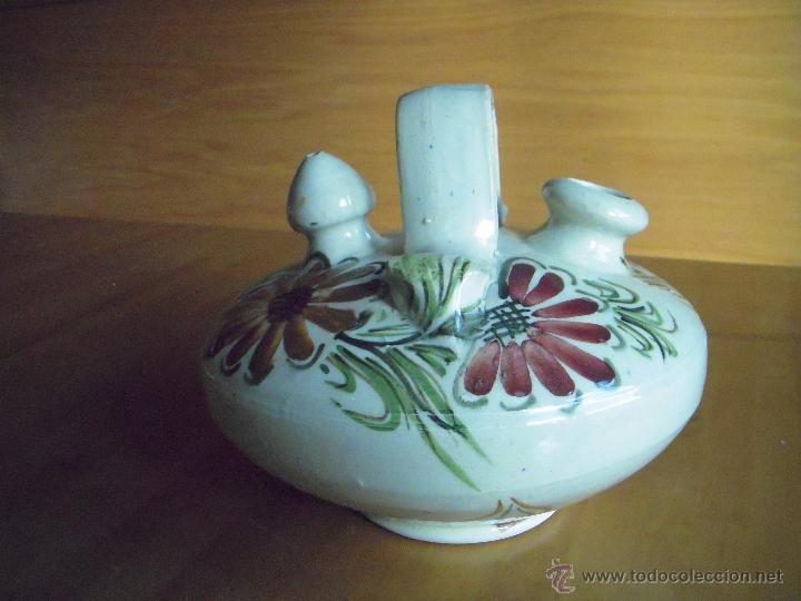 PRECIOSO CÁNTARO, ES DE LA BISBAL (Antigüedades - Porcelanas y Cerámicas - La Bisbal)