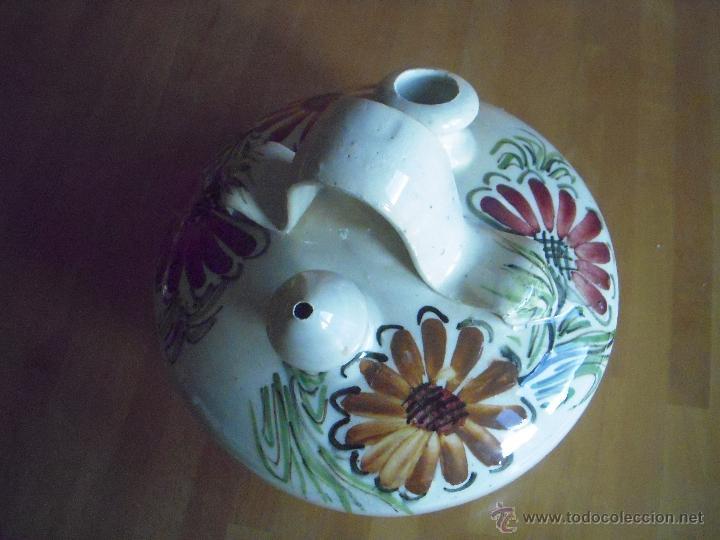 Antigüedades: precioso cántaro, es de la bisbal - Foto 2 - 45524840
