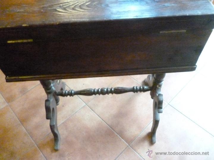Antigüedades: COSTURERO ANTIGUO - Foto 3 - 45527014