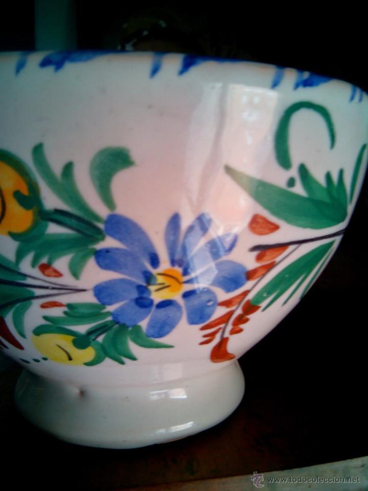 TAZO DE LARIOS (Antigüedades - Porcelanas y Cerámicas - Lario)