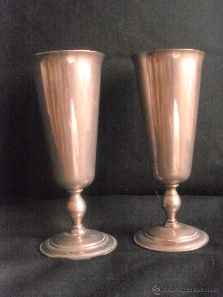 Antigüedades: Copas de plata Silver Visiuc S.A - Foto 2 - 45566772