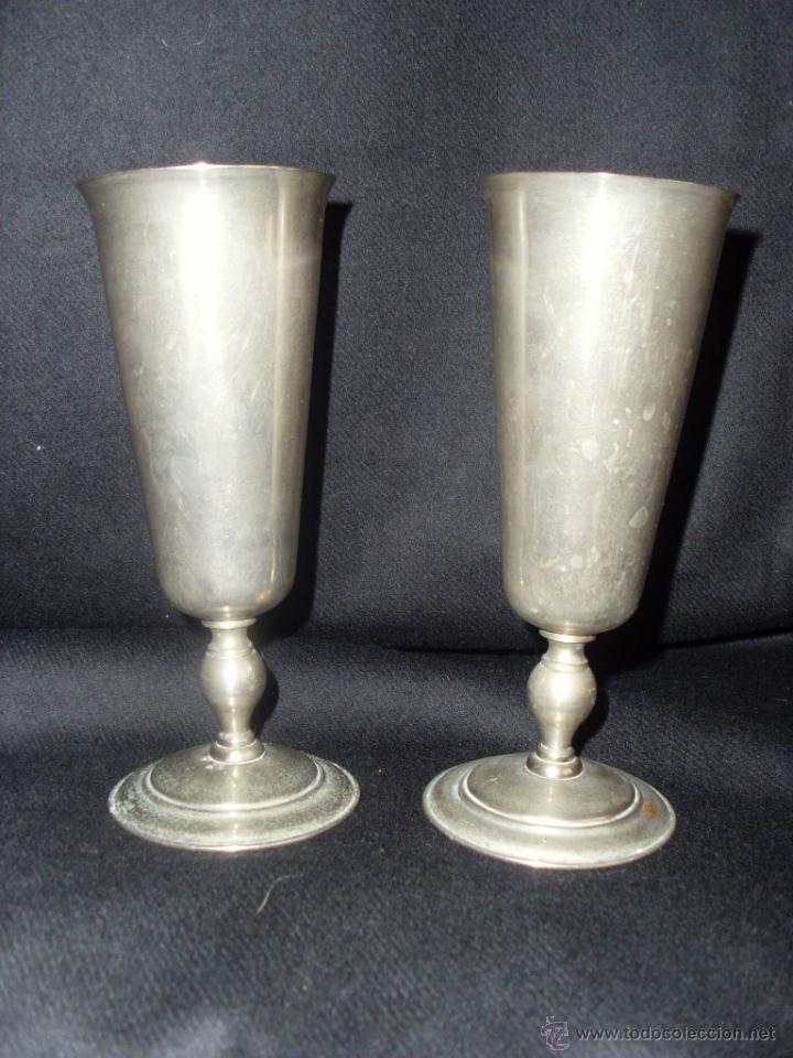 Antigüedades: Copas de plata Silver Visiuc S.A - Foto 7 - 45566772