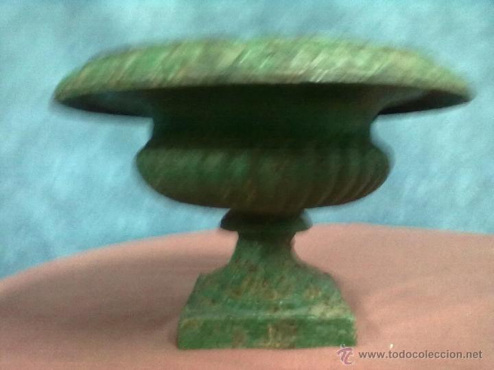 Antigüedades: COPA FUNDICION DE HIERRO - Foto 3 - 45622055