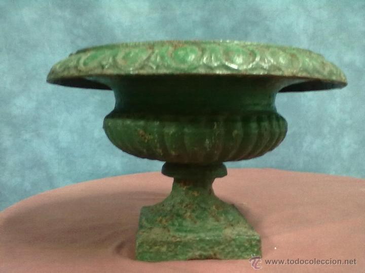 Antigüedades: COPA FUNDICION DE HIERRO - Foto 4 - 45622055
