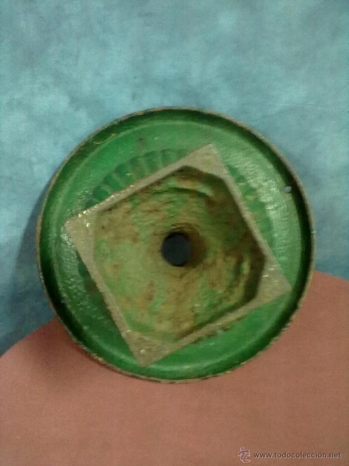 Antigüedades: COPA FUNDICION DE HIERRO - Foto 6 - 45622055