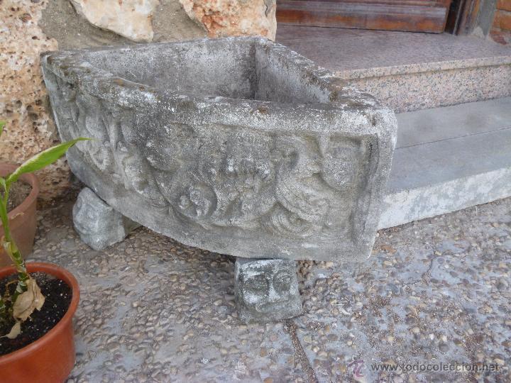 Antigüedades: MACETERO DE ESQUINA - Foto 2 - 45624509