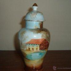 Antigüedades: TIBOR DE PORCELANA . Lote 45641460