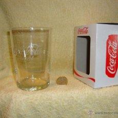Antigüedades: 6 VASO COCA-COLA. Lote 45671388