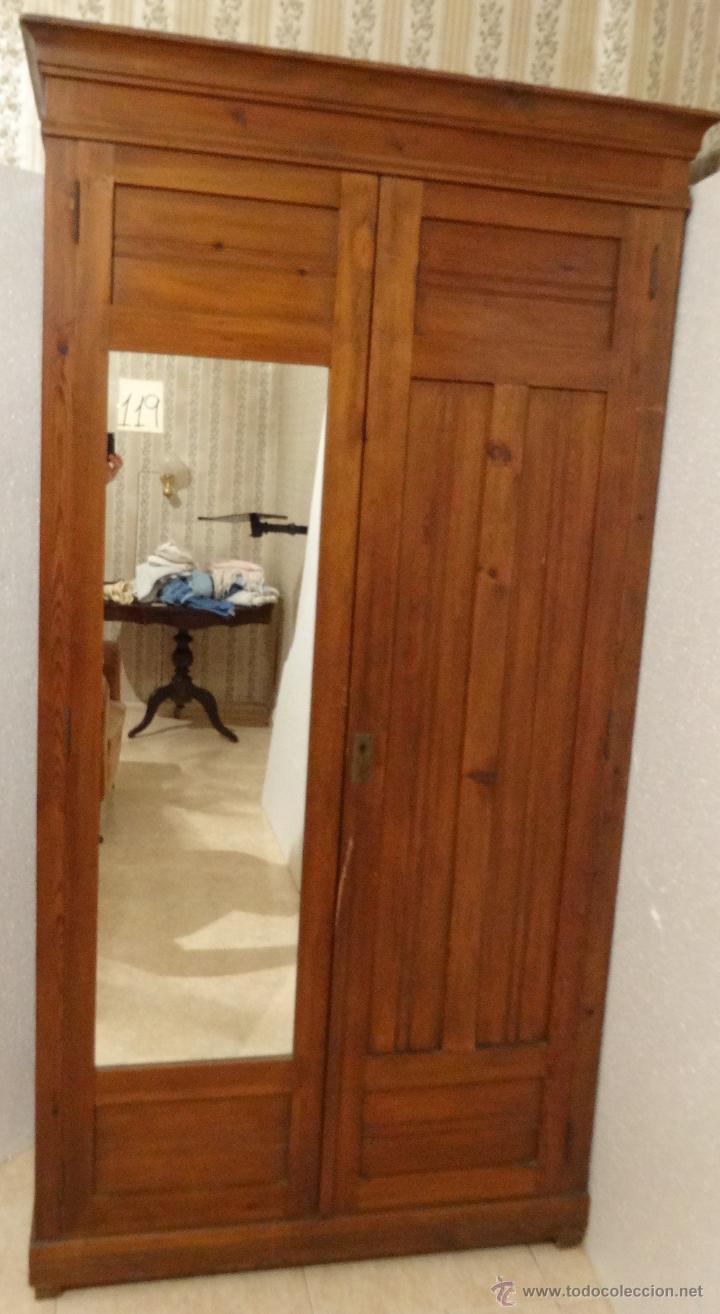 Armario Ropero Original : Armario ropero en roble siglo xx comprar armarios