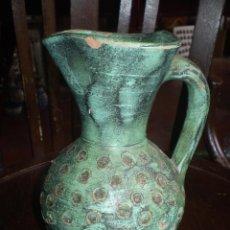 Antigüedades: JARRA DE BARRO COCIDO. Lote 45719493