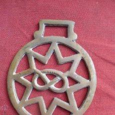 Antigüedades: JAEZ CON ESTRELLA DE 8 PUNTAS J-7. Lote 45735400