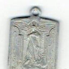 Antigüedades: MEDALLA ANTIGUA MIDE SIN ANILLA 3 X 2,4 CM. Lote 45736679