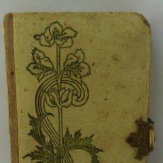 Antigüedades: ANTIGUO LIBRO LITÚRGICO DE SANTA SEDE - OYEL DE PIEDAD - HERMANOS STEINBRENER - WINTERBERG. Lote 45740925