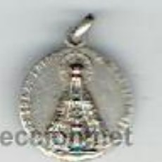 Antigüedades: MEDALLA DE PLATA, NTRA. SRA DE LA PAZ , MIDE 1,8 CM. Lote 45752684