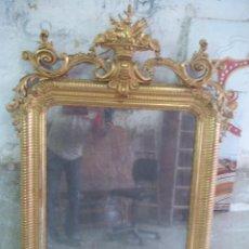 Antigüedades: ESPEJO ANTIGUO. Lote 45753573