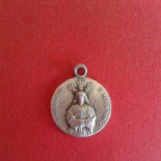 Antigüedades: MEDALLITA DE ALUMINIO DE JESUS CAUTIVO Y RESCATADO. 1,4 CM. . Lote 45778120