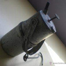 Antigüedades: CARBURO O LAMPARA DE MINERO. Lote 45820772