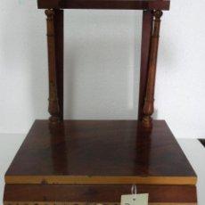 Antigüedades: TOCADOR EN MADERA CHAPEADO ESTILO ART DECO- 36. Lote 45835332