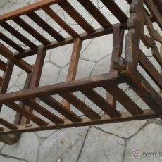 Antigüedades: CUNA O BERCE ANTIGUO, BALANCIN.. Lote 45667072