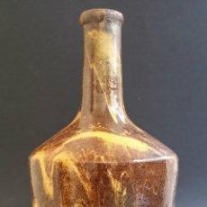 Antigüedades: ANTIGUA BOTELLA PARA LICOR, DEL ANNIS DEL CIERVO, SABADELL. FINALES DEL XIX.. Lote 45847252