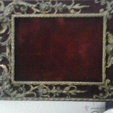 Antigüedades: MARCO DE BRONCE. Lote 45847401