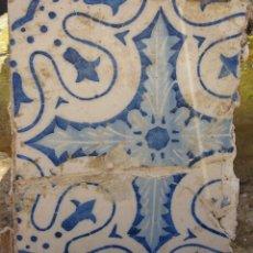Antigüedades: ANTIGUA BALDOSA. Lote 40890884