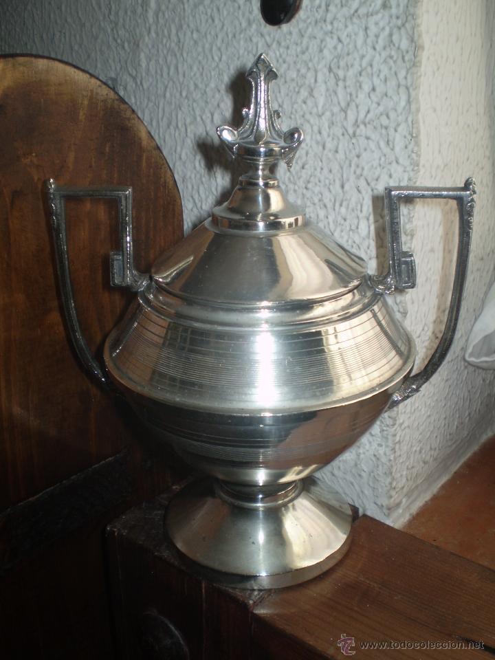 AZUCARERO PLATA MENESES (Antigüedades - Platería - Plata de Ley Antigua)
