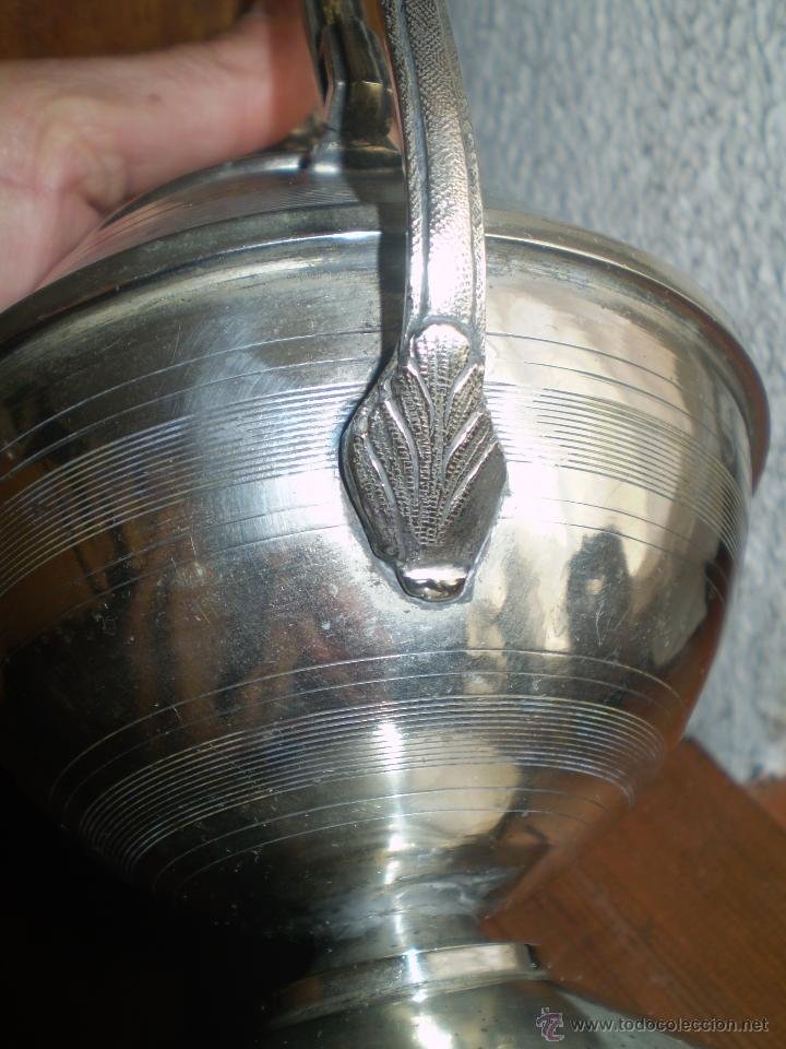 Antigüedades: AZUCARERO PLATA MENESES - Foto 5 - 45934516